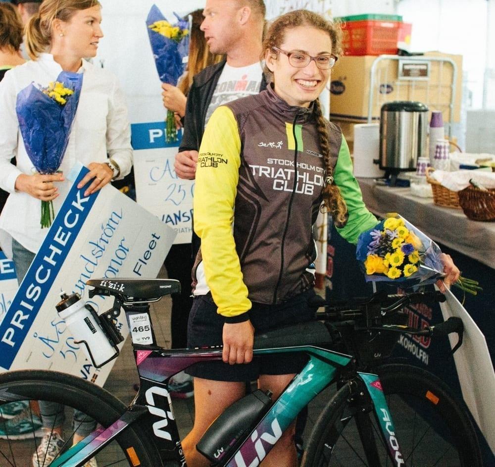 Diane Sadik Triathlete