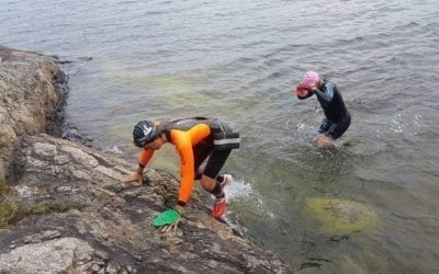 Video: Get your Swimrun transitions right