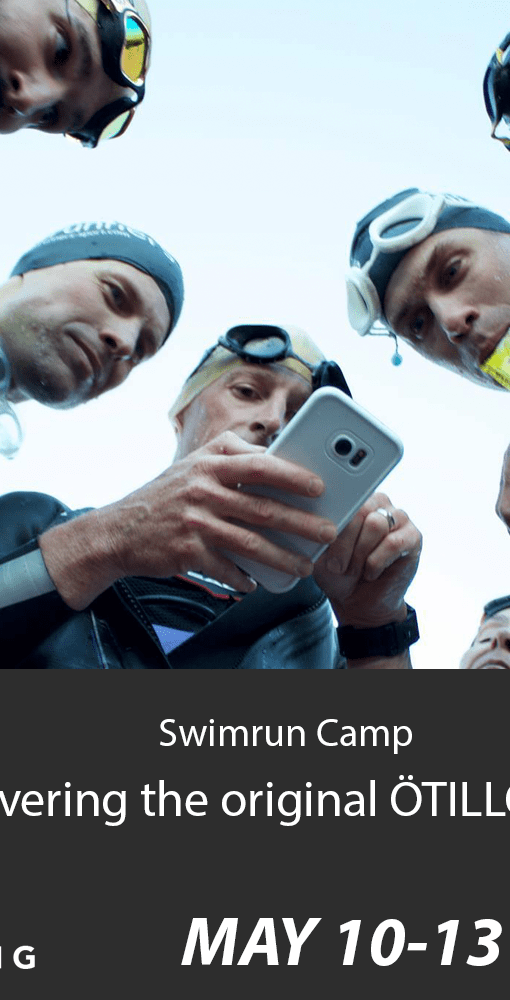 ÖTILLÖ Swimrun training camp